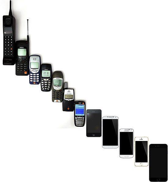 IMG_7517.JPG : 휴대폰의 변천사