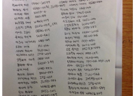 긴급!! 비밀리에 떠도는 암호화 문서 공개