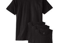 Hanes 남성 반팔 기본 데일리 티셔츠 4장 할인가 $15.11
