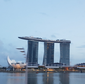 싱가포르 대표적 호텔