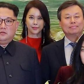 김정은과 아이린