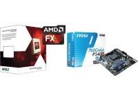 [Frys] AMD FX-6300 6-Core CPU + MSI AM3+ MicroATX Motherboard (110/free)