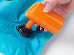 [알리]NH 휴대용 충전식 공기주입기/ 에어펌프($18.90/무배)