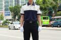 교통경찰 새 하계 근무복