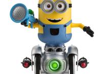 Minion MiP Turbo Dave 스마트폰 제어 미니언즈 로봇63%핫딜 $29.99