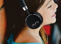 부모님걱정 덜어주는 어린이/청소년용 헤드폰 Puro Sound Labs BT2200 (23%할인/77달러)