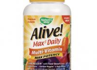 피로회복에 좋은 얼라이브 고함량 종합 비타민 (30,930원 / 무배)