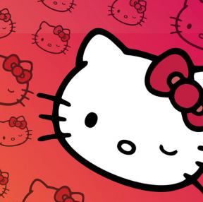 고양이 키티~