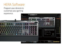 GAMDIAS Hermes P2 RGB 옵티컬 기계식 키보드 할인가$129.99