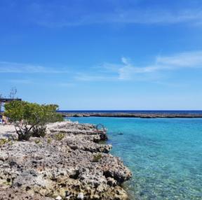 쿠바 카리브해 바다