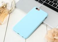 TPU 실리콘 재질 은은한 칼라로 깔끔한 아이폰 케이스 ($1.72/무료배송)