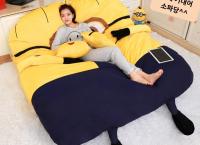 [큐텐] 캐릭터 침대/토토로침대/미니언침대   ( 68,500원 / 무료배송 )