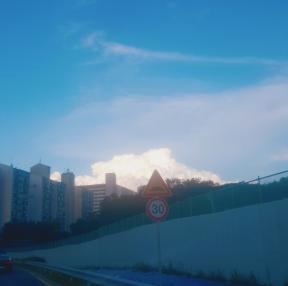 구름이뻐요