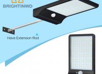 LED 태양 전원 램프, 모션센서 작동 ($16.54 /무료배송)
