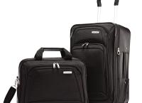 Samsonite 2 Piece Upright Set - Luggage ( 쌤소나이트2 기내용 가방세트)$69.99