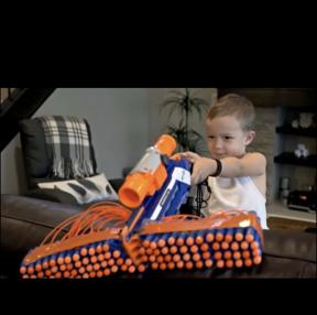 어린아이의 최고 장난감