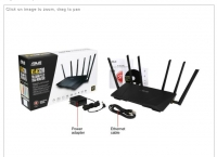 [newegg] ASUS RT-AC3200 Tri-Band AC3200 Wireless Gigabit Router AiProtection ($180/fs)