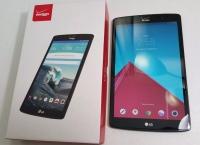 "[Ebay]LG G Pad X 8.3"" VK815 4G+Wifi Verizon/Pageplus NEW OTHER (149.77/미국내 fs)"