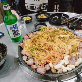 김해뒷고기