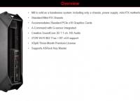 [newegg] ASRock M8 Mini ITX Gaming PC Intel Socket LGA1150 Intel Z87 1 x HDMI Barebone ($190/fs)