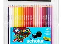 Prismacolor 아이들 선물로 제격인 프리즈마 48색 색연필 세트 70%할인가 $13.37