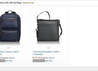 [amazon] Tumi Leather Bags (Dayang/FS)
