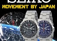 SEIKO 세이코시계 SND253PC SND255PC 100M방수 (132,800원 /무료배송)