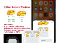 알리발  i100000 TWS 차이팟 프로($79.90/무료배송)