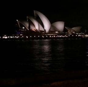 (호주여행) 비오는 시드니
