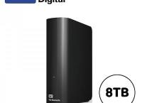 웨스턴디지털 엘리먼트 WD Elements 외장하드 8TB $146.9