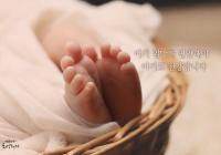 """[감동] 법륜스님의 희망편지 """"아기 엄마가 편안해야 아기도 건강합니다"""""""