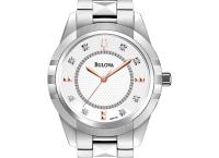 [이베이] 부로바 여성용 다이아몬드 세라믹 시계 ($82.99/fs)