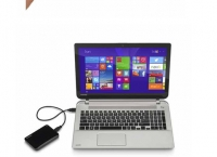 [frys]Toshiba 3TB Canvio Connect II - Black - 휴대용 외장하드 2.5인치 -  ($99/fs)