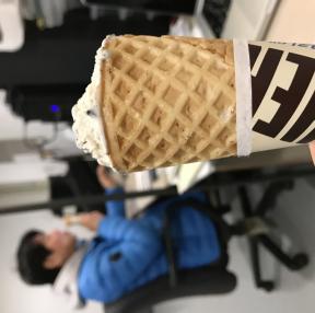 요즘 즐기는 아이스크림... 후식으로 좋아요