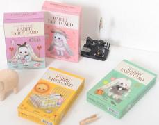 누구나 쉽게 배우는 예쁜 타로 카드 한글해설서+미니노트 아동 어린이 성인 입문용