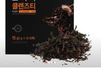 보이차 클렌즈티 (8,190원/2,500원)