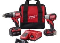 [ebay] (Refurbished)Milwaukee M18 Brushless Combo Kit 2799-82CX (179.99/Free)