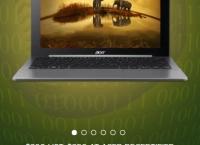 "[meh] Acer Aspire Switch/ 11.6""/ Intel Core M-5Y10c/ 4GB / 128GB SSD (Refurbished) ($220, $5)"