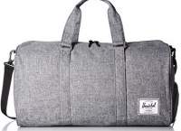 Herschel Supply Co. Novel Duffel Bag 1-Piece, Raven Crosshatch 허셀서플라이가방