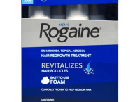 발모제 FDA승인 Rogaine폼 4개월분 4팩 (78,800원/무배)