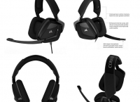 커세어 보이드 프로헤드셋(-25%)CORSAIR VOID PRO SURROUND Gaming Headset