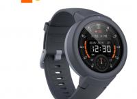 [알리] 글로벌버전 Amazfit Verge Lite GPS 스마트시계 ($52.99/무배)
