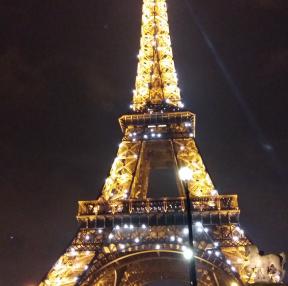 파리 에펠탑 야경