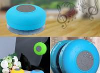 방수 블루투스스피커 욕실 수영장 캠핑 휴대용