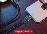 Baseus 아이폰 용 usb케이블($1.64 /무료배송)