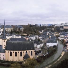 룩셈부르크 여행 사진
