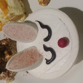 토끼케이크