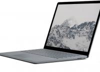 Microsoft Surface Laptop (서피스 랩탑) 국내출시 예약판매!