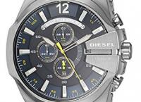 Diesel Watches Mega Chief Watch (디젤남성시계DZ4465) 25%할인