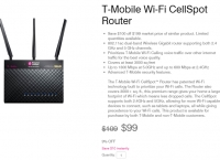 [T-Mobile]ASUS TM-AC1900 Wireless-AC1900 Dual-Band Gigabit Router ($99/무료)